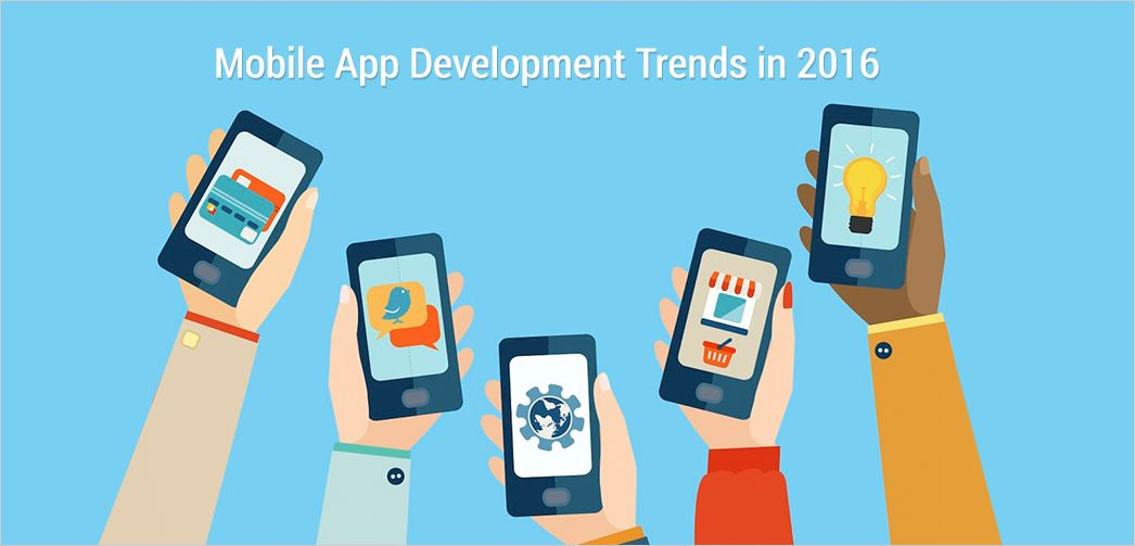 Mobile Application Development Trends 2016 | PWS Blog
